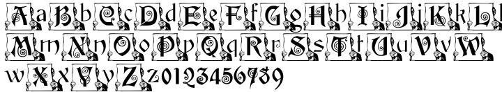 Yes Dear Font Sample