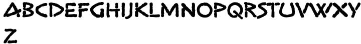 ITC Gema™ Font Sample