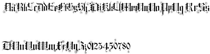 Uthan Font Sample
