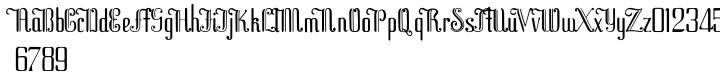 Vanessa Font Sample