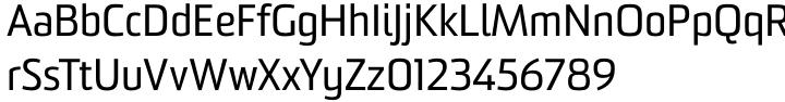 Sommet™ Font Sample