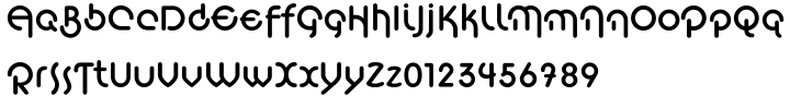Buggy Ride Font Sample