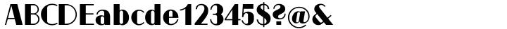 Joga™ Font Sample
