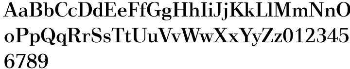 Vinegar Pro™ Font Sample