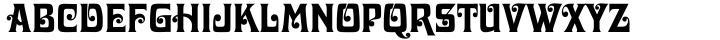 Davida™ Font Sample