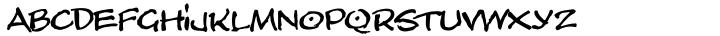 Ziro Font Sample