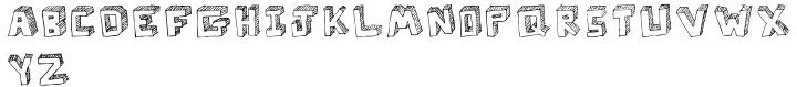 Tusk™ Font Sample