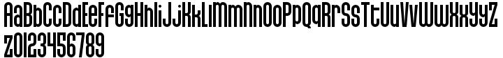 Endorfinia Font Sample