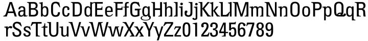 Vivacious Font Sample