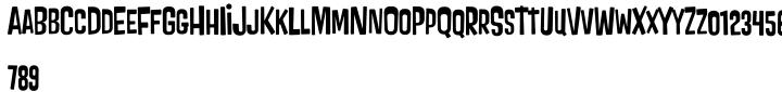 Pink Broccoli PB™ Font Sample