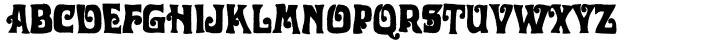 Otoboke Font Sample