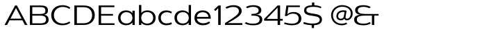 Dienstag™ Font Sample