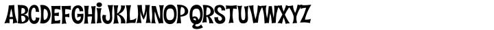 Hideaway™ Font Sample
