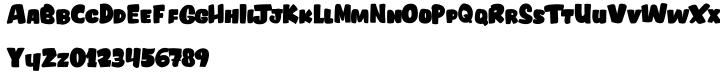 Modelia™ Font Sample