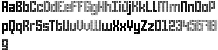 Urbox Font Sample