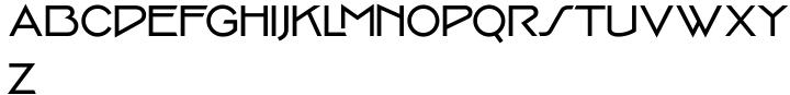 Raincoat Font Sample