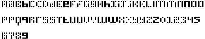 Phlex Font Sample