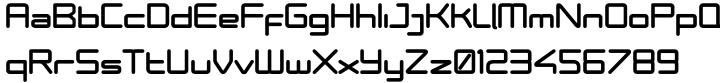 Phuture ODC Font Sample