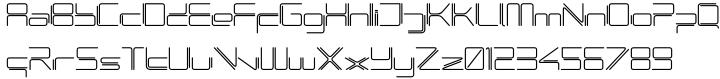 Phuture Round Font Sample