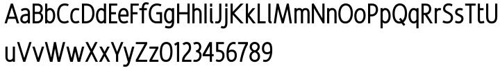 Revalo Classic Font Sample