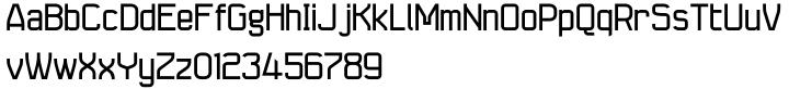 Seize Font Sample