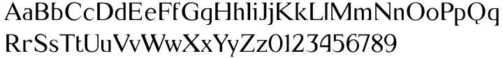 Fraudster Font Sample