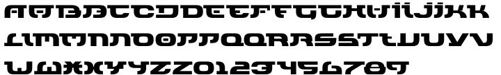 Keet Font Sample