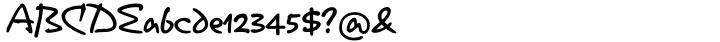 Konzept Pro™ Font Sample
