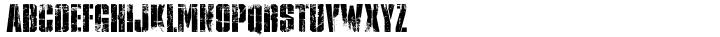XXII STREITKRAFT™ Font Sample