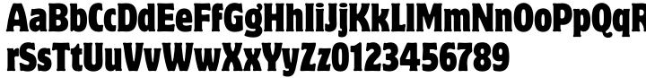 ITC Motter Corpus™ Font Sample