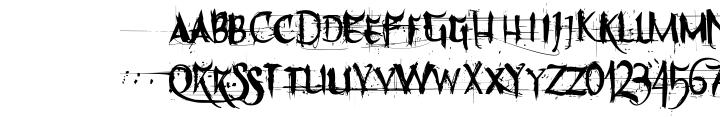 Filomena™ Font Sample