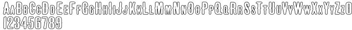 Taranatiritiza Font Sample