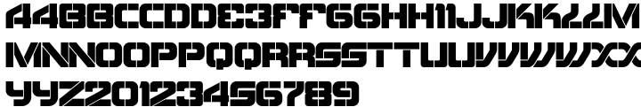 Taku™ Font Sample