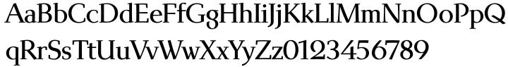 Scintilla Pro Font Sample