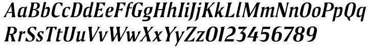 Spencer Samuels™ Font Sample