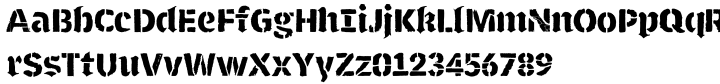 Floro™ Font Sample