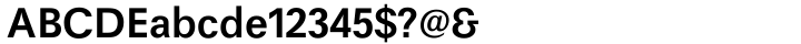 Maxima Font Sample