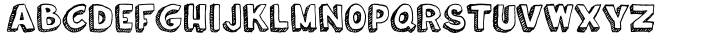 Oil Change Font Sample