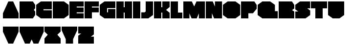 Eklipse™ Font Sample