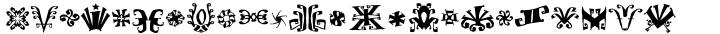 Biscuit Boodle Ornaments™ Font Sample