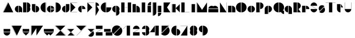 Geomi Font Sample