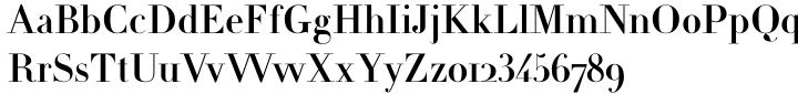 Michel Font Sample