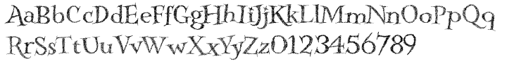 Kidela Sketch™ Font Sample