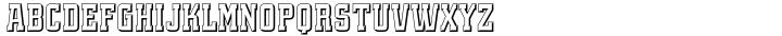 Quadrus™ Font Sample