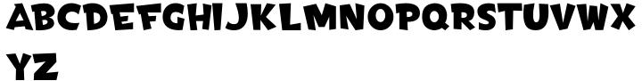 Sock Hop JNL Font Sample