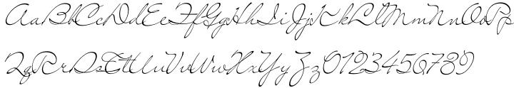 Mr Leopolde Font Sample