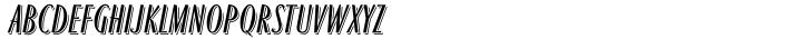 Ragtime™ Font Sample