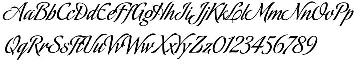 Inoxida Font Sample