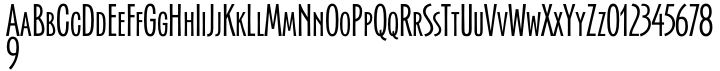 ITC Serengetti™ Font Sample