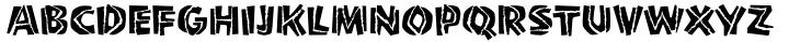 Shaman™ Font Sample